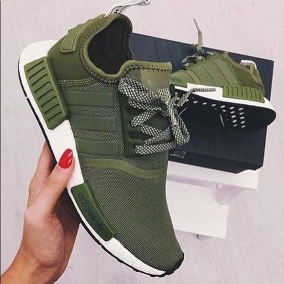 adidas nmd army green- OFF 53% - www